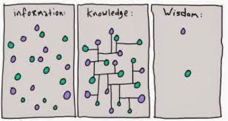 information-knowledge-wisdom